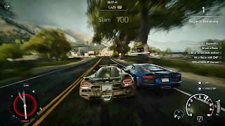 Need For Speed Rivals Collision System