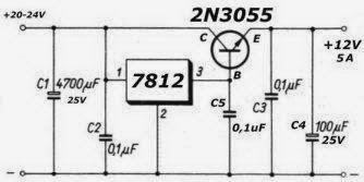 Pintar Segala Macam Hal: Regulator Klasik 12 Volt Arus