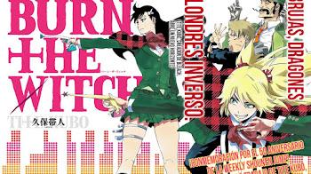 Burn The Witch [One-Shot] [Manga] [PDF] (MEGA)