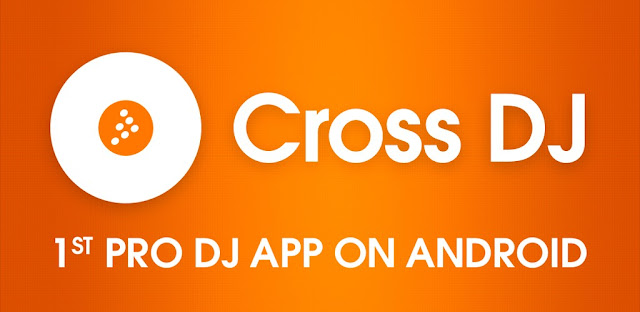 Cross DJ Pro v3.0.6 Apk Miki