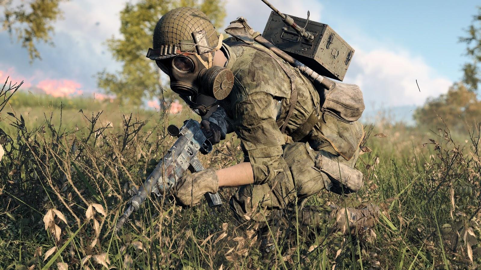 Saiba o que está por vir na próxima atualização do Battlefield V