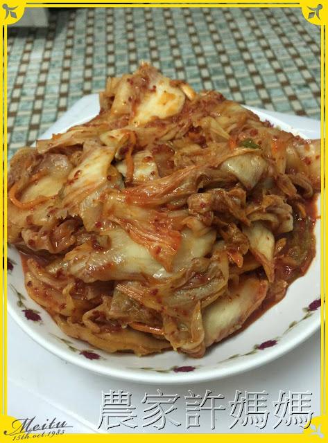 開胃又好吃的韓國泡菜