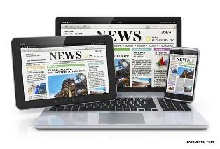 sumber penghasilan media cetak dan elektronik masih sama Mengintip Penghasilan Media Online - Situs Berita Indonesia