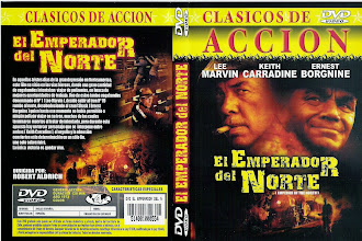 Caratula dvd: El emperador del norte (1973) (Emperor of the North Pole)