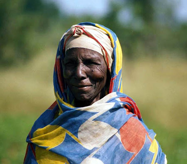 Niger woman