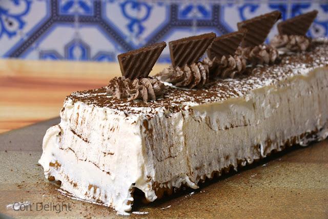 עוגה מיוחדת ומושקעת לשבת great for shabbos and holiday no bake cake