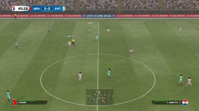 Download PES 2016 PC Games Gameplay