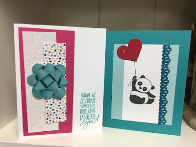 Stampin' Up! Party Pandas Picture Perfect Birthday