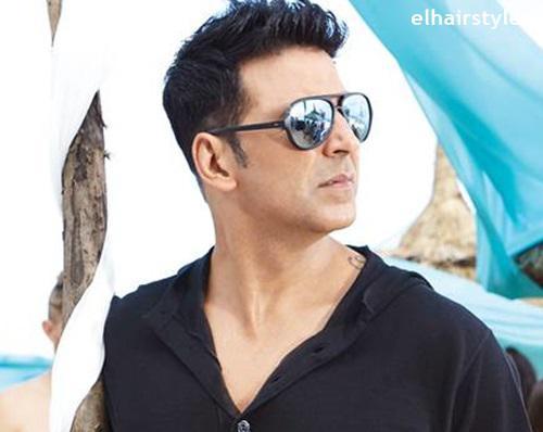 Akshay kumar Hairstyle : Akshay Kumar Hair Style