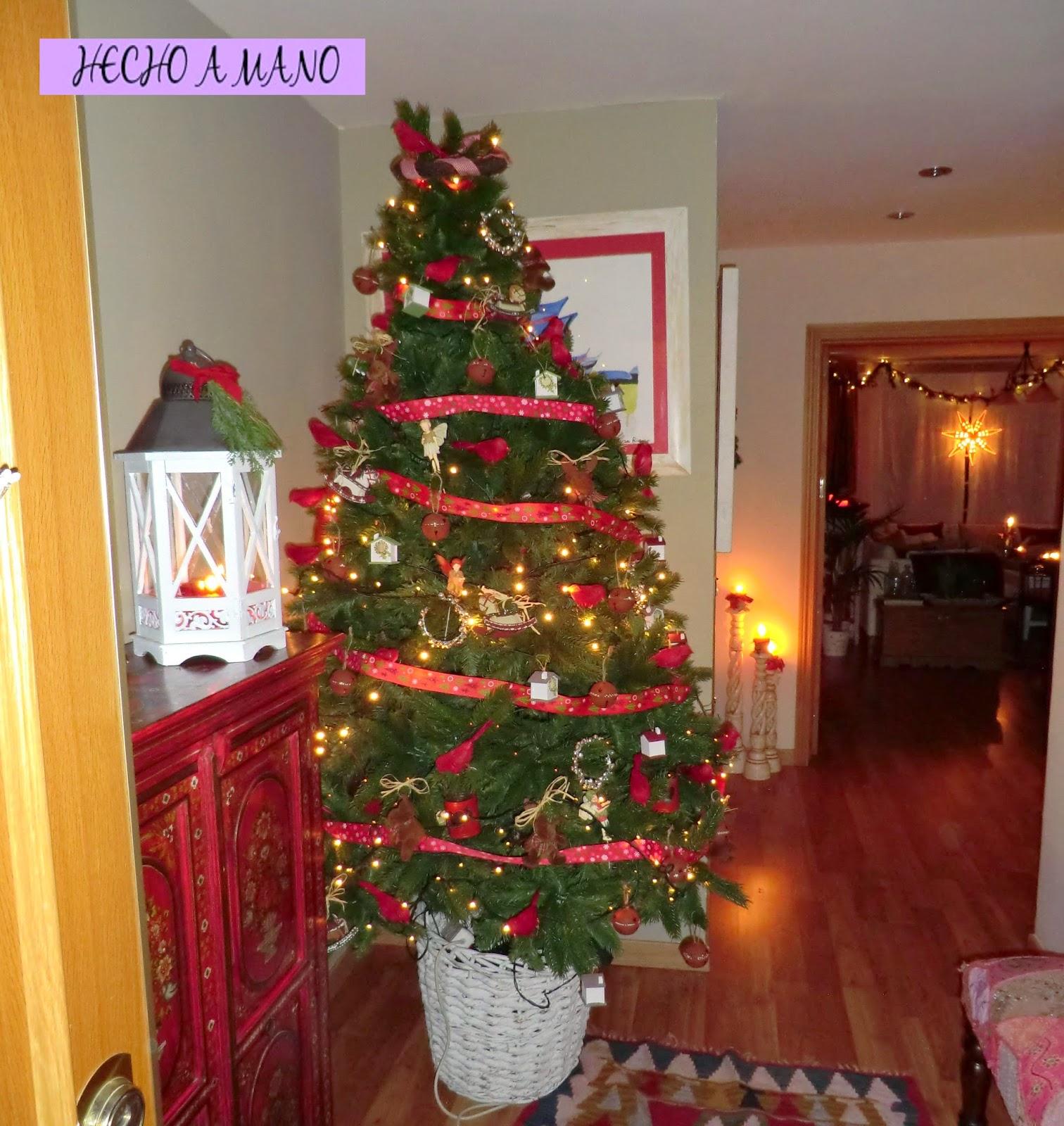 Decorados Para Mi Arbol De Navidad Echo Mano