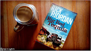 "143. ""Big Red Tequila"" Rick Riordan"