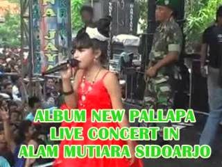 album New pallapa Live Alam Mutiara Sidoarjo