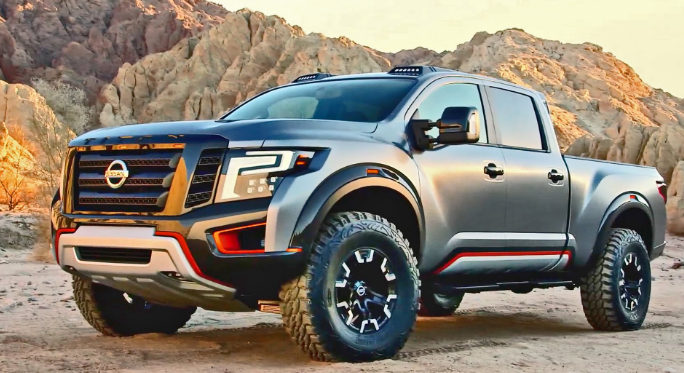 Nissan Titan Warrior Price >> 2017 Nissan Titan Warrior Redesign Release Date And Price