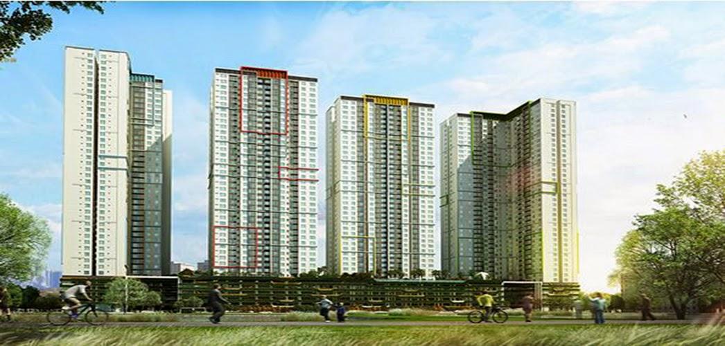 Giới thiệu tổng quan chung cư Seasons Avenue - Capitaland Hoàng Thành