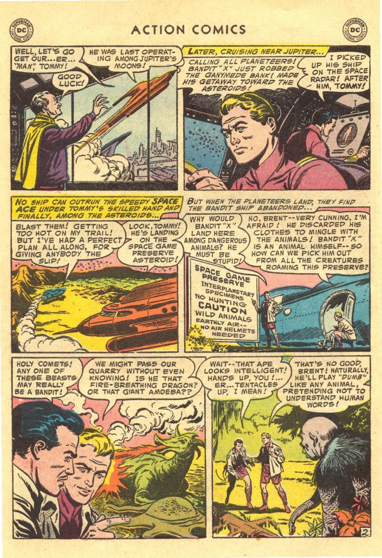 Action Comics (1938) 211 Page 27