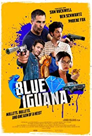 Blue Iguana - Legendado