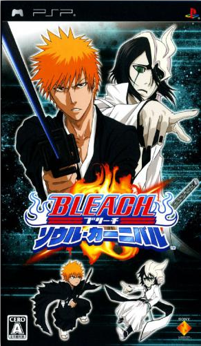Bleach – Soul Carnival (Japan) Iso Ppsspp For Android