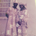 Checkout this traditional wedding photo of actress Rita Edochie and her hubby in 1998