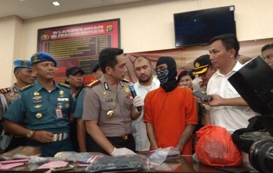 Pelaku Pembunuhan Terhadap Pensiunan TNI AL, Terancam Hukuman 15 Tahun Penjara