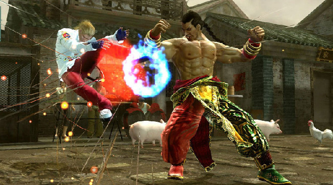 Tekken 4 game free download full pc.