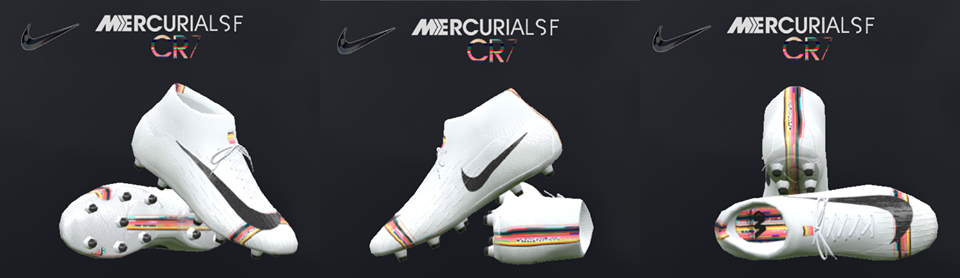 d19a8f21f7ef PES 2017 Nike Mercurial CR7 Superfly360  LVL UP  2019 by Tisera09 ...