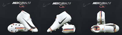 PES 2017 Nike Mercurial CR7 Superfly360 'LVL UP' 2019 by Tisera09