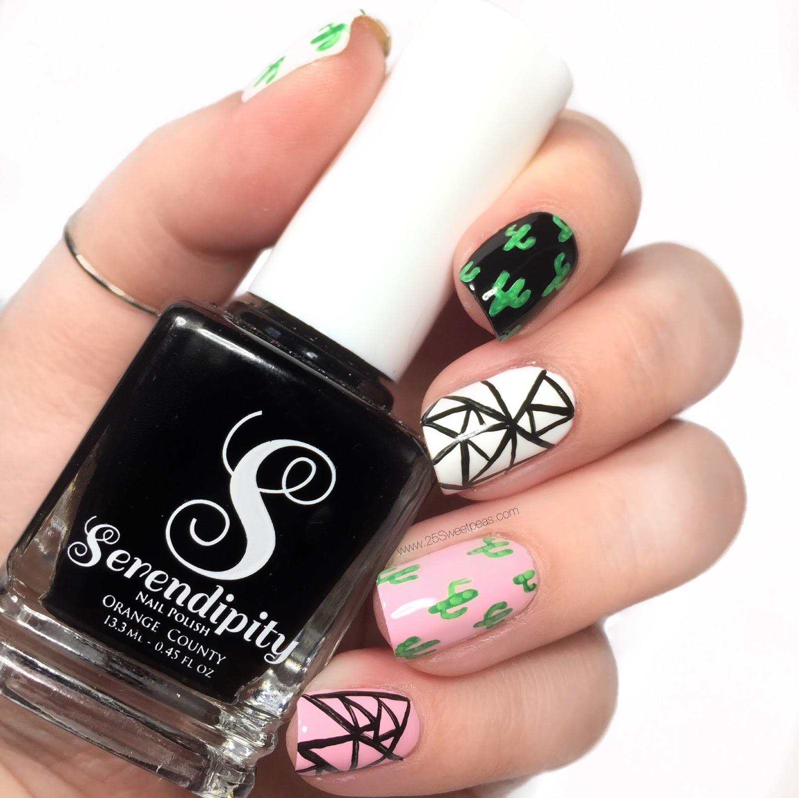 Cactus Nails