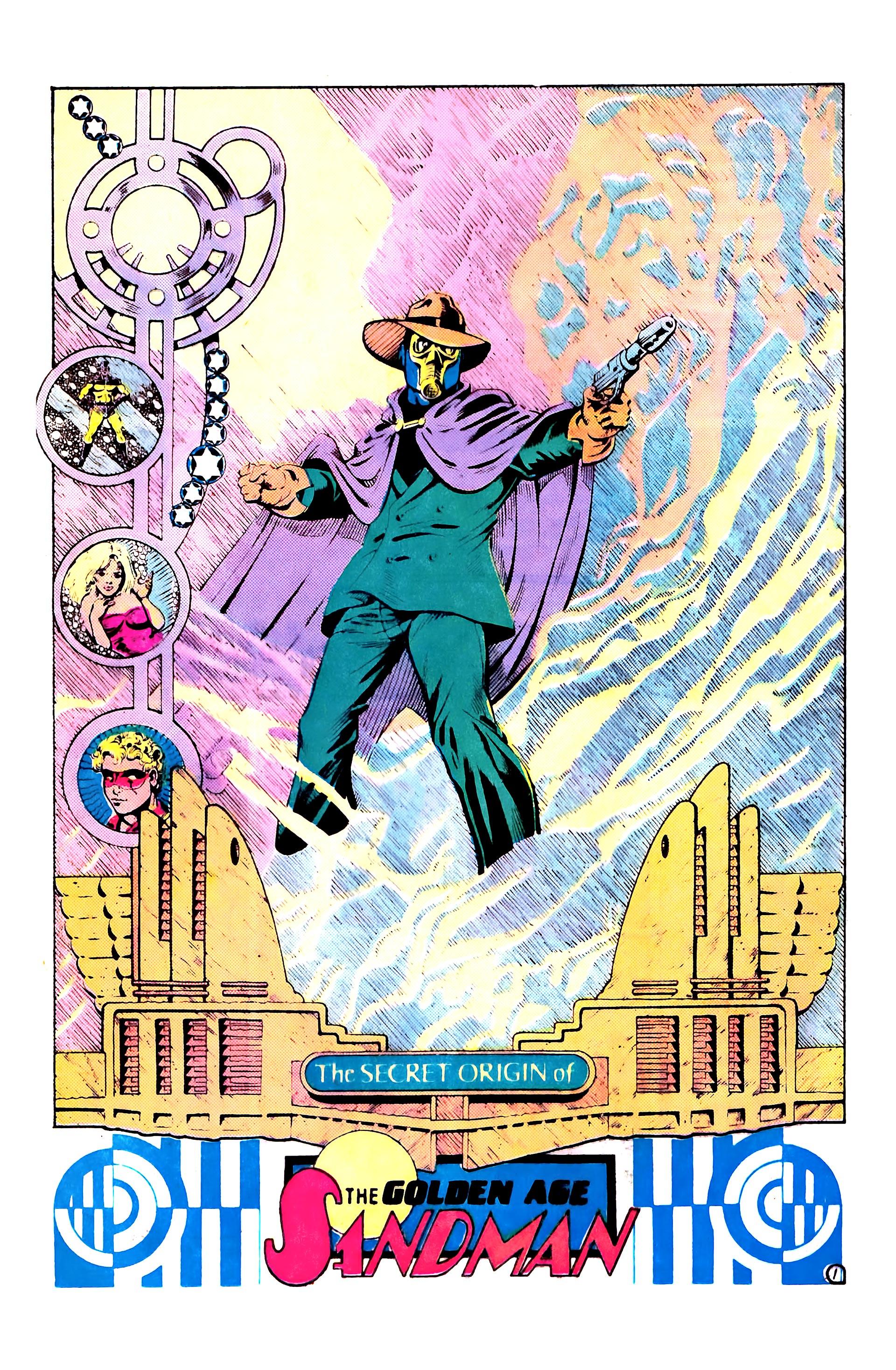 Read online Secret Origins (1986) comic -  Issue #7 - 25