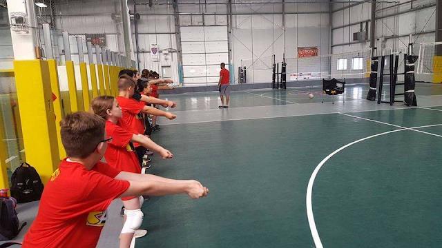 Ótimo guia para professores de Voleibol