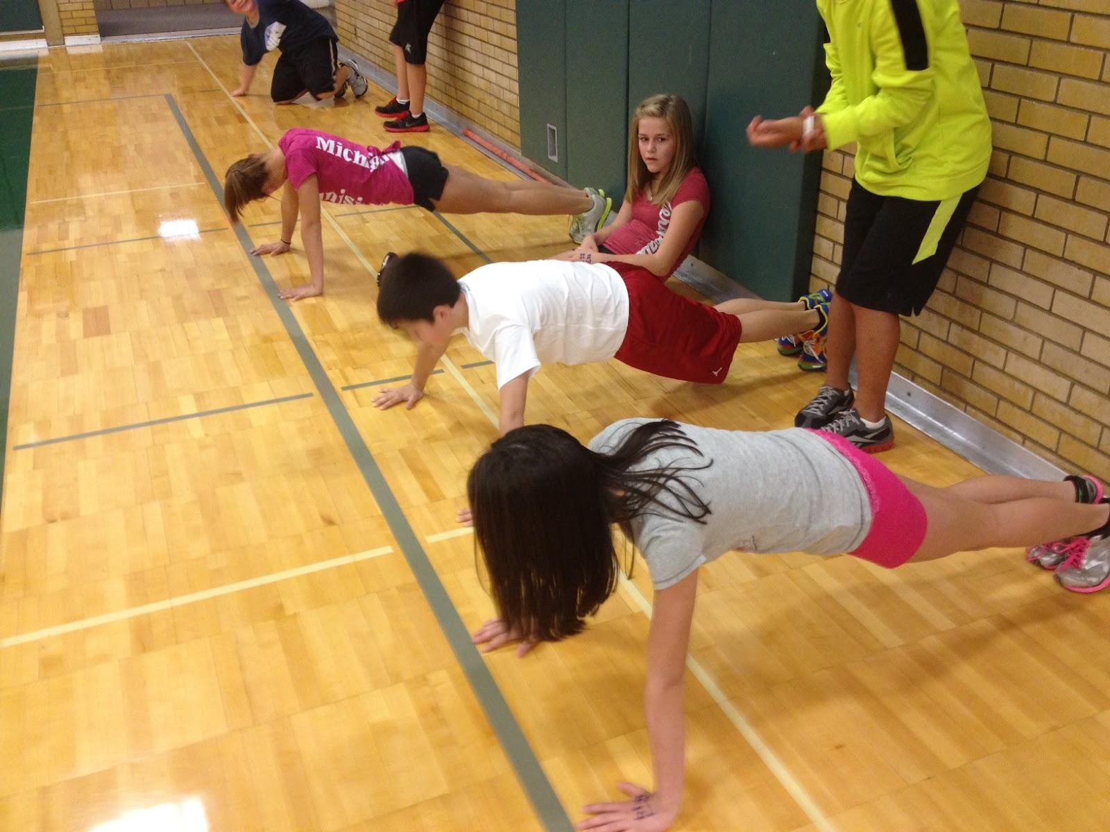 Grayling Middle School Pe