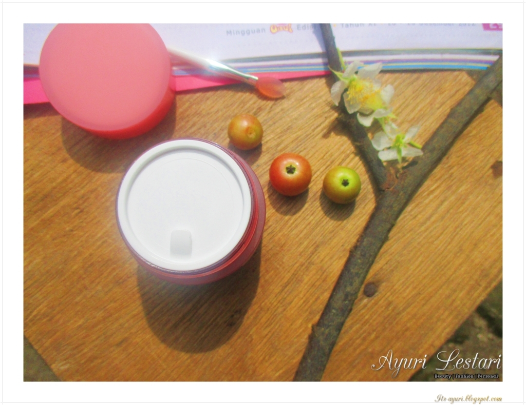 Laneige Lip Sleeping Mask #Berry Review