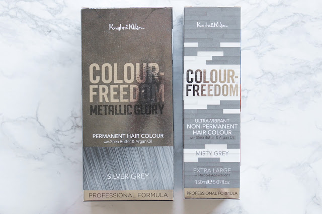 Colour Freedom Grey Hair Dye - See The Stars Blog