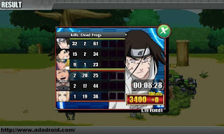 Download Naruto Shippuden Senki v1.20 First Edition 1 Apk