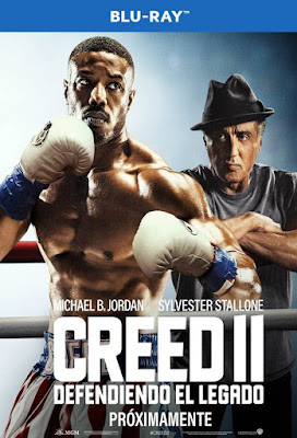 Creed II 2018 BD25 Latino