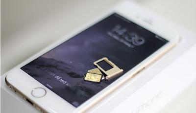 Iphone 6 dùng sim ghép