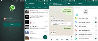 Tema BBM seperti WA - BBM Mod Whatsapp Apk 2.10