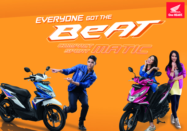 Speedometer All New Beat 2016 – Keren Abissss!