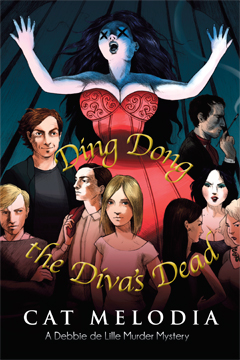 Reader Girls Welcomes A Book Tour Today Run By Tribute Books For One Of Their Authors Latest Releases Ding Dong The Divas Dead By Cat Melodia