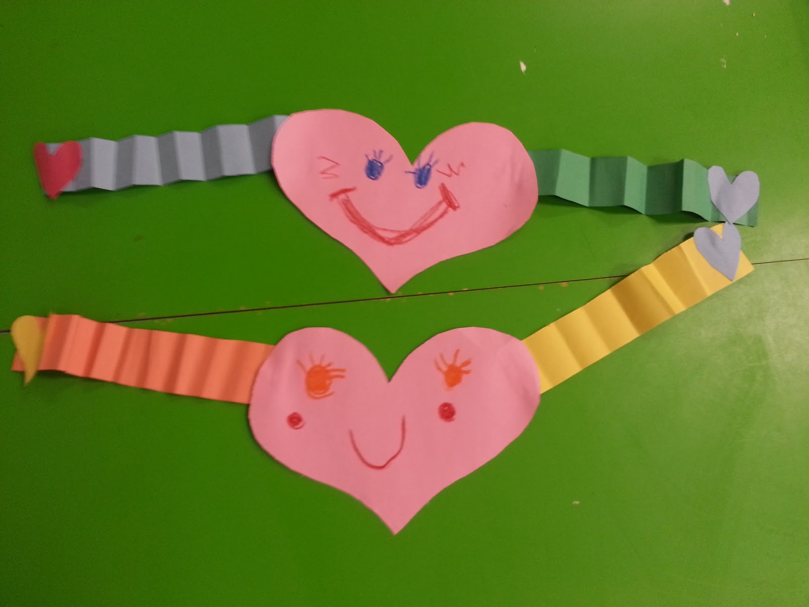 Preschool Valentines Crafts About Families