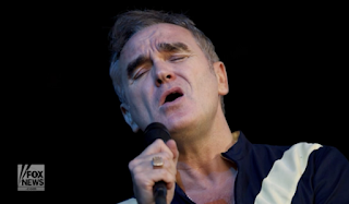Lefty Rocker Morrissey, Born In Manchester, Slams Petrified' British Politicians For Not Labeling Manchester Attack As Islamic Extremism