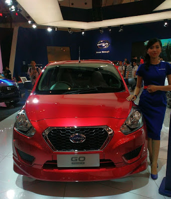 Kredit Nissan Datsun Go 2016