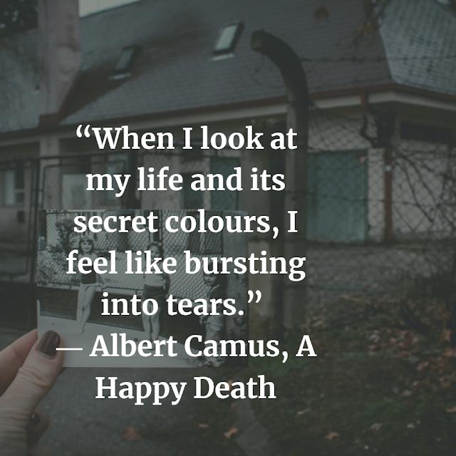 Albert Camus Best Quotes