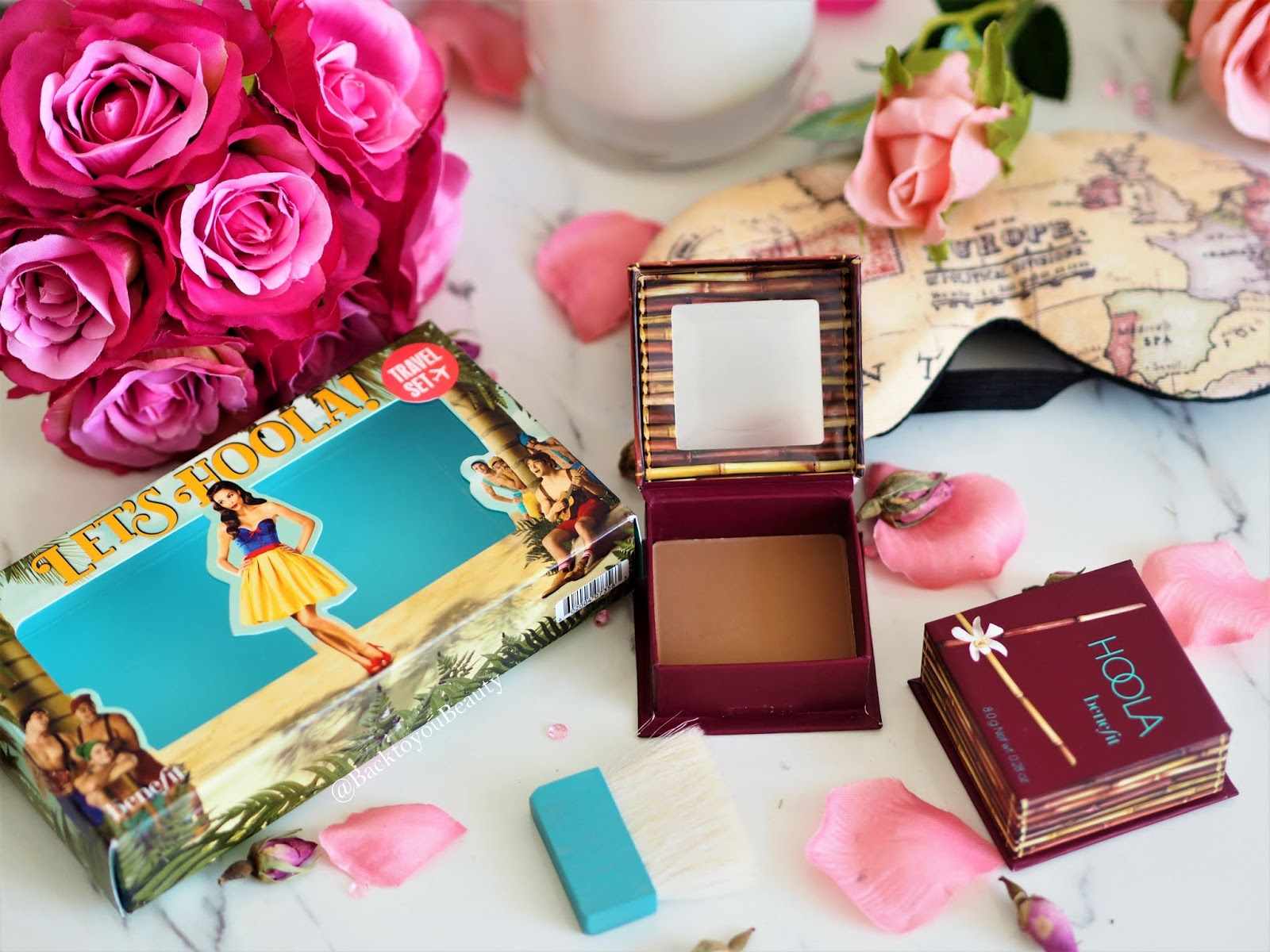 Lets Hoola Travel Set