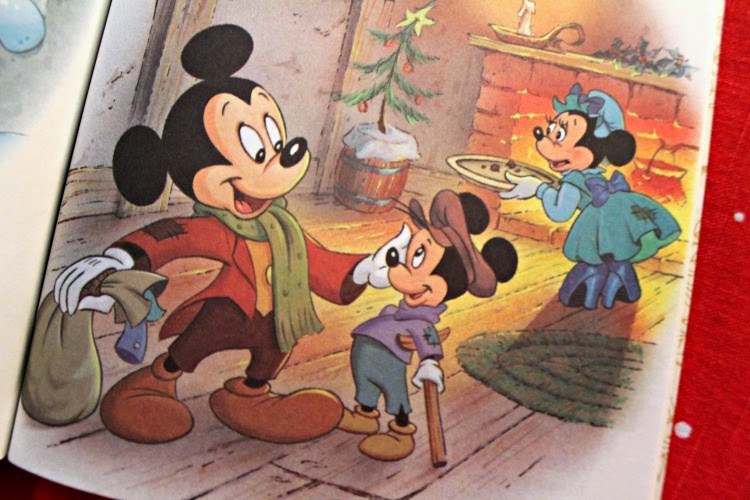 Carol Mickey Christmas Mickeys