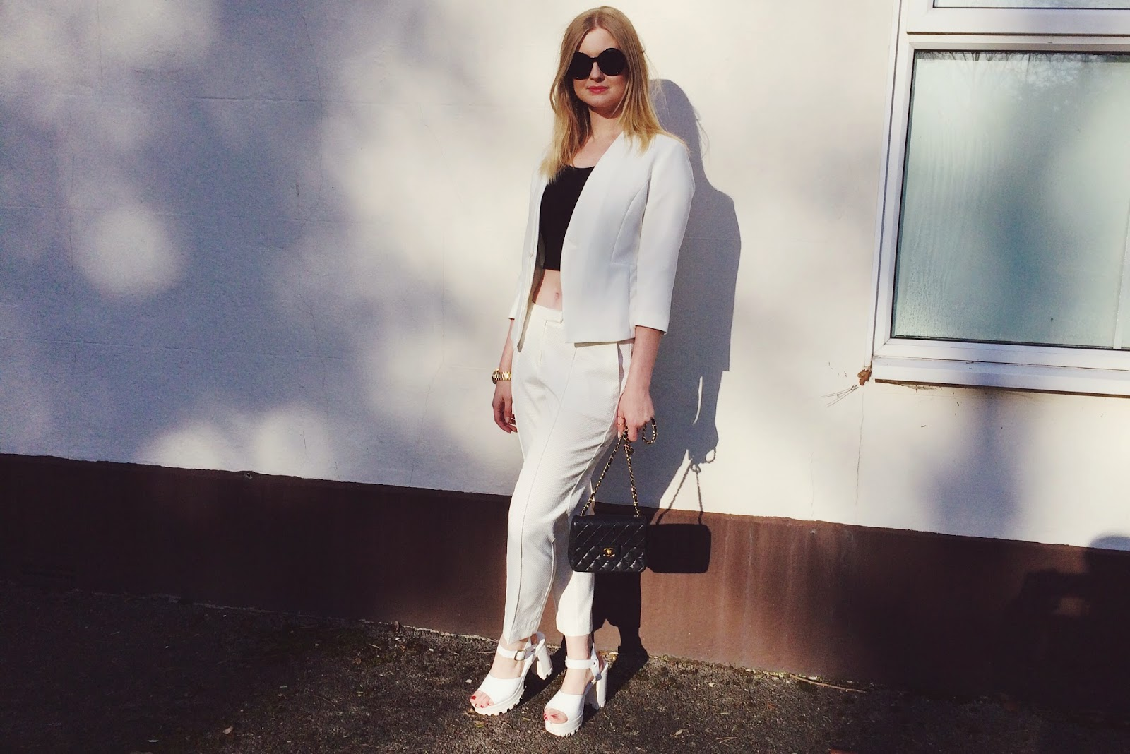 FashionFake, fashion bloggers, UK fashion blog, spring 2015 trends, spring 2015 all white