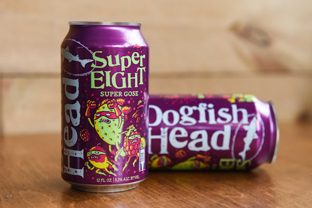 Dogfish Head Announces New Super and Sessionable SuperEIGHT