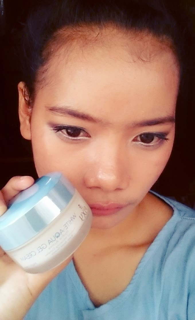 Review Pixy White-Aqua Gel Cream (Night Cream)