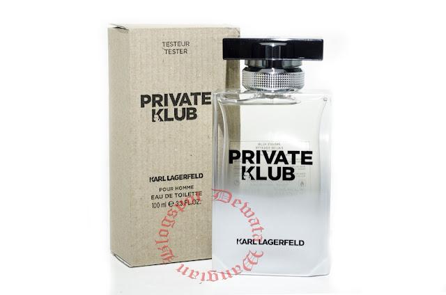 Karl Lagerfeld Private Klub For Men Tester Perfume