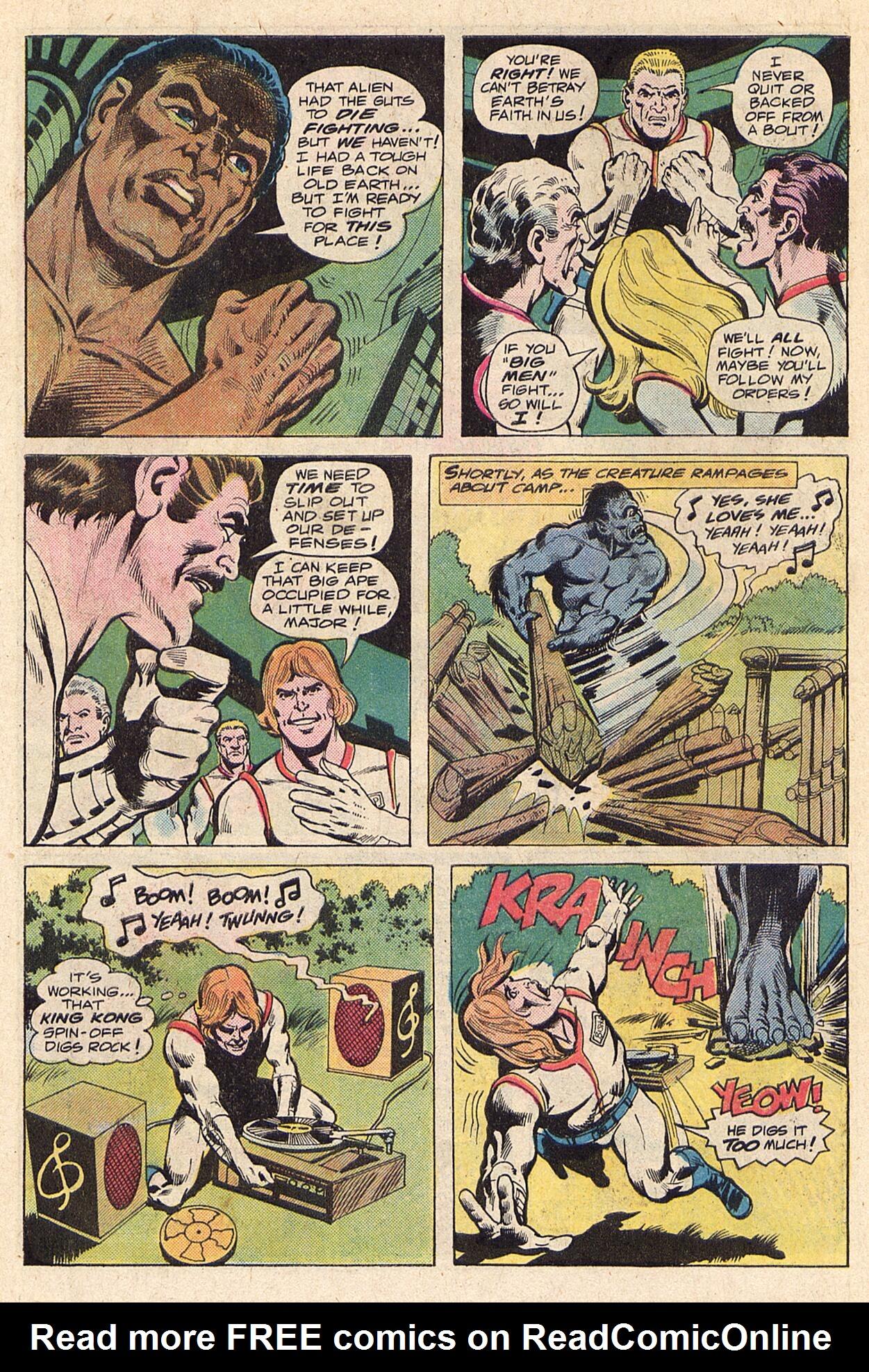 Read online World's Finest Comics comic -  Issue #241 - 19