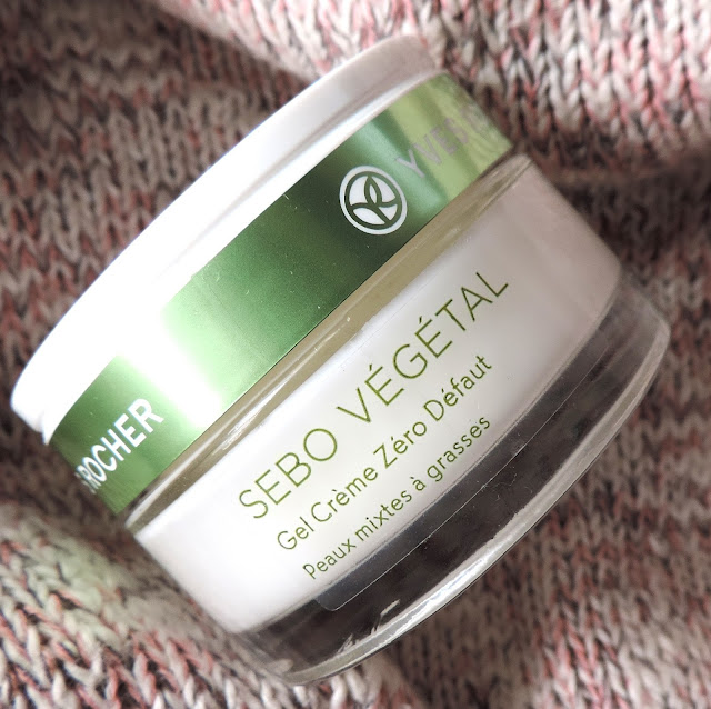 Yves Rocher Sebo Vegetal Zero Blemish Gel Cream